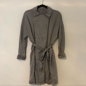 Free People Lightweight Trench-coat